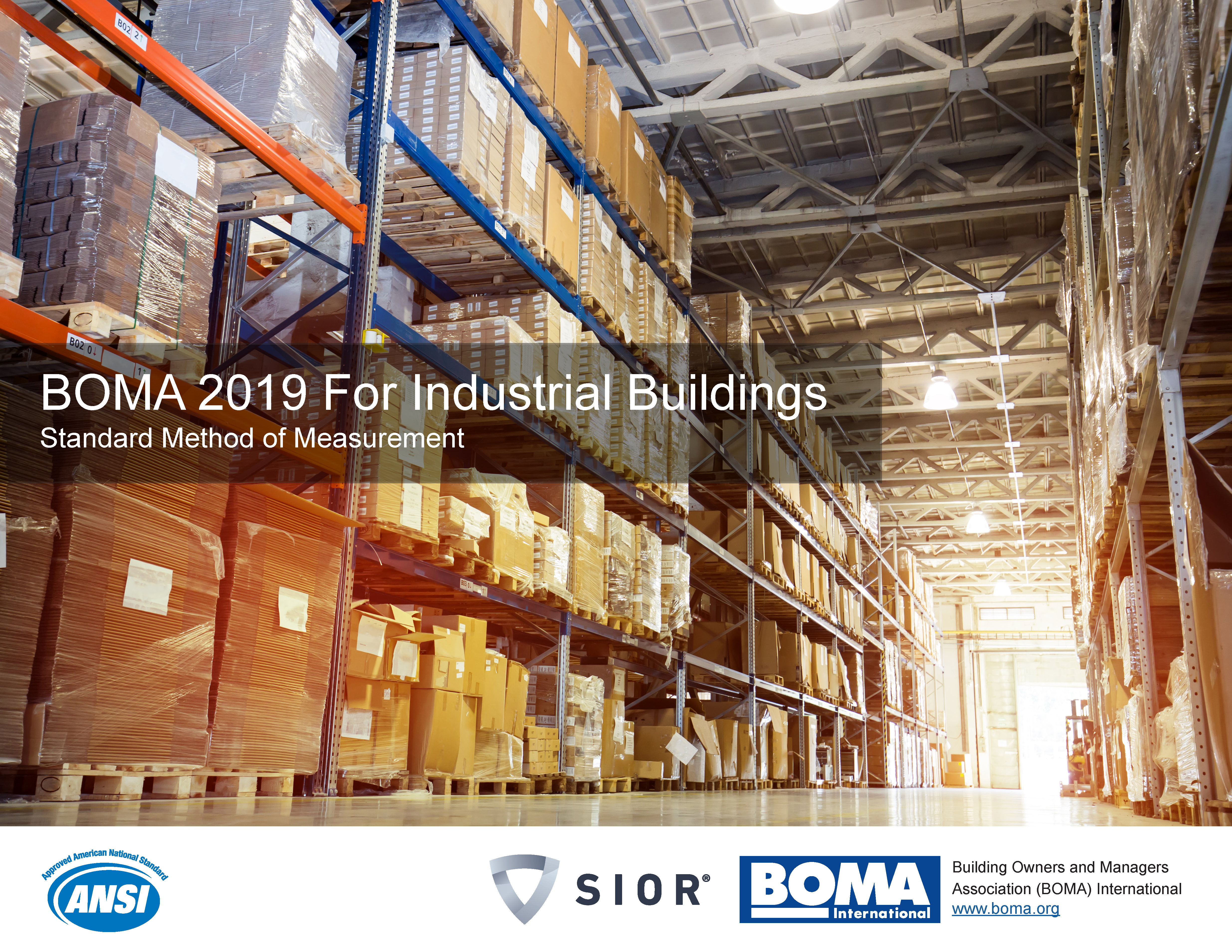 BOMA 2019 for Industrial Properties Cover
